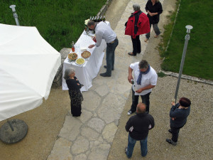 Catering in Ligerz